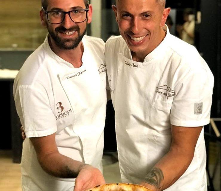 Daniele Ferrara e Valerio Iessi