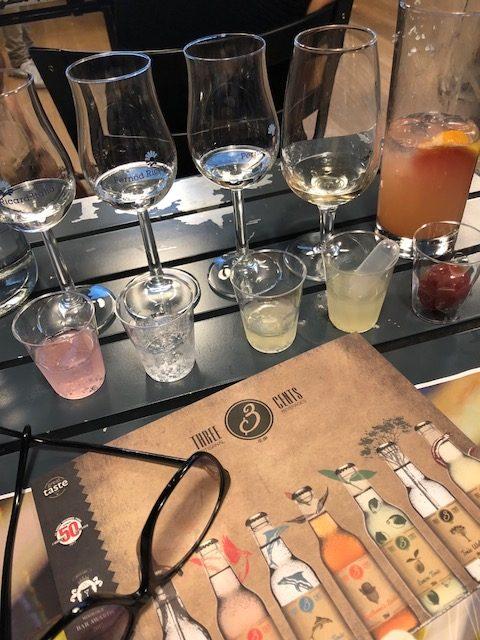 Degustazione di varie tipologie di Tequila - Plata, Reposado e Anejo