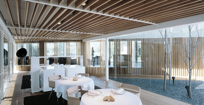 El Celler de Can Roca - interno