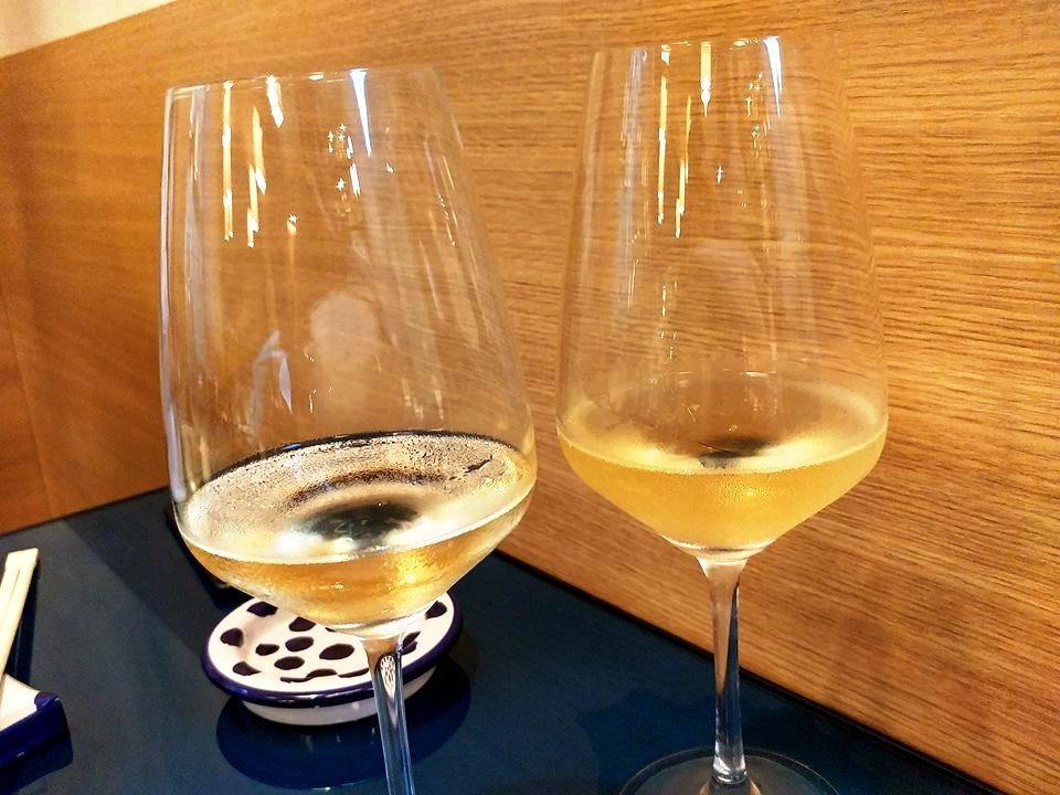 Tabi Restaurant - Sauvignon - Italia vs Francia nel Bicchiere -Foto di Andrea Docimo