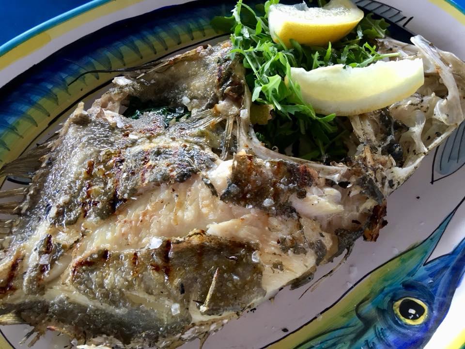 Il Riccio Restaurant - Il Rombo