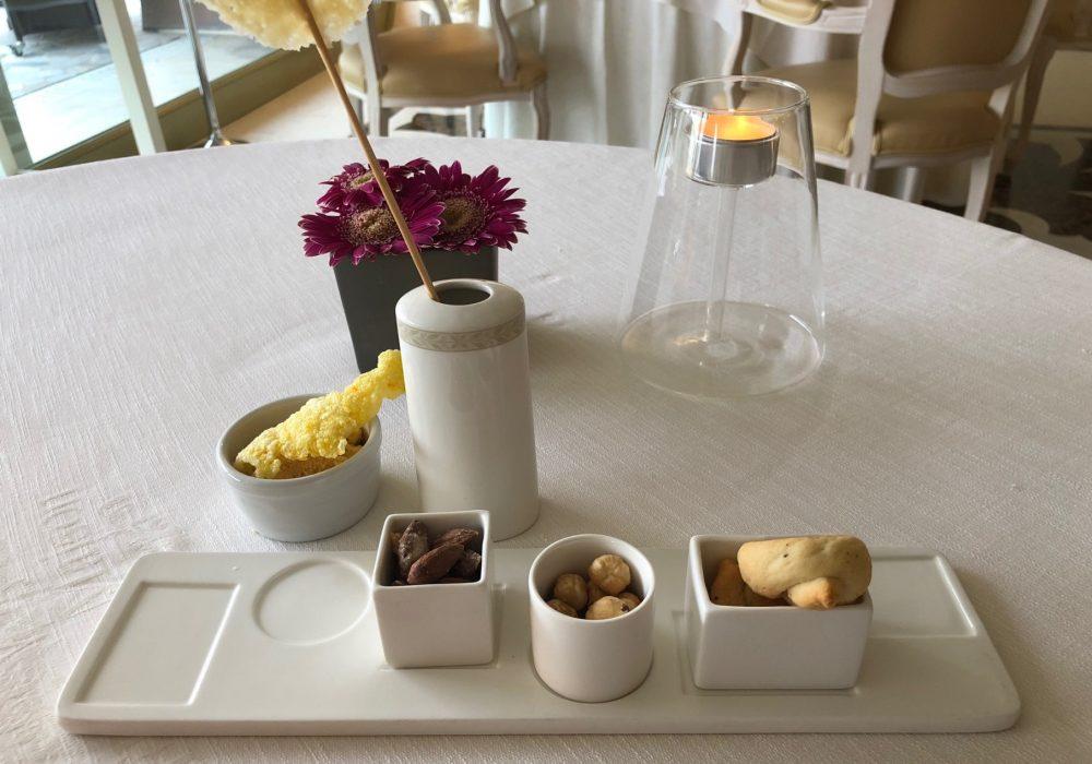 Florian Maison, arachidi, mandorle e taralli