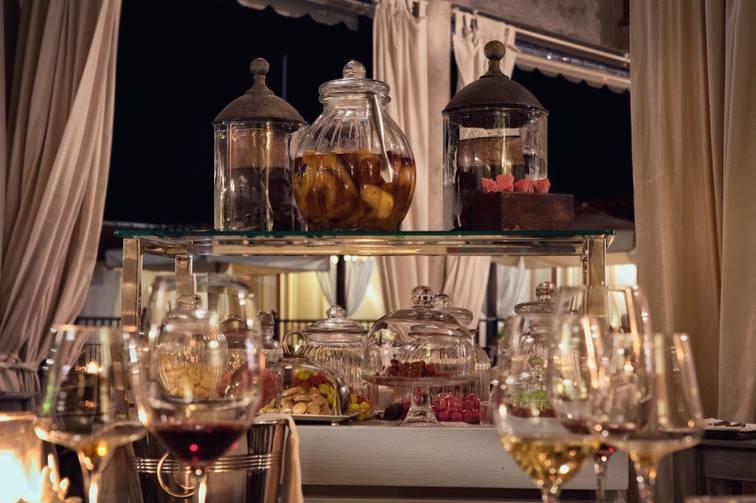 Franco Mare - Il carrello dei dolci