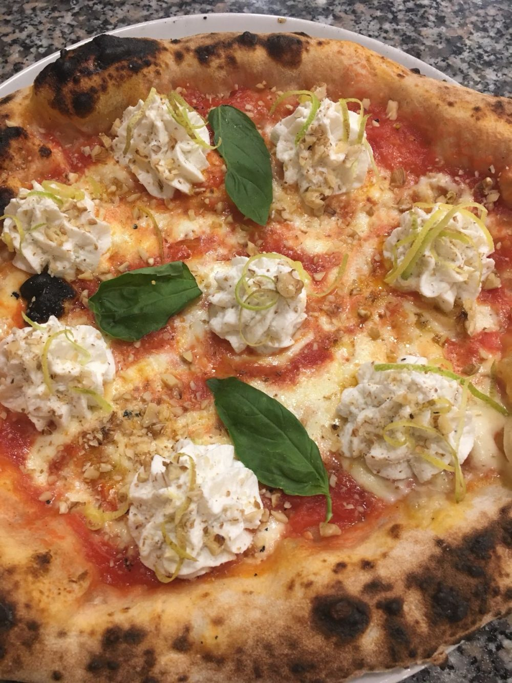 Giacomo Garau - Pizza Fuscella