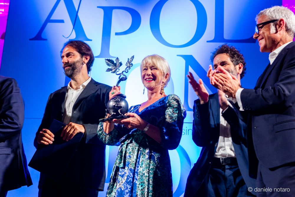 Helen Mirren premiata