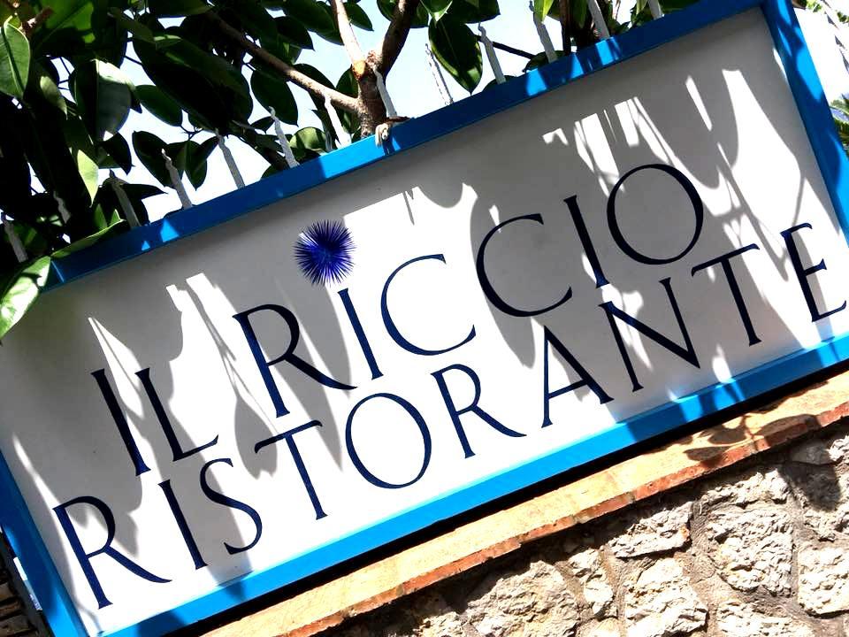 Il Riccio Restaurant