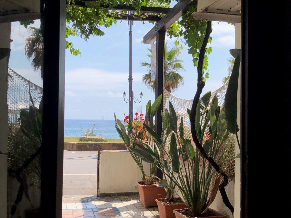 La Cantinella, il mare oltre il piatto e nel piatto