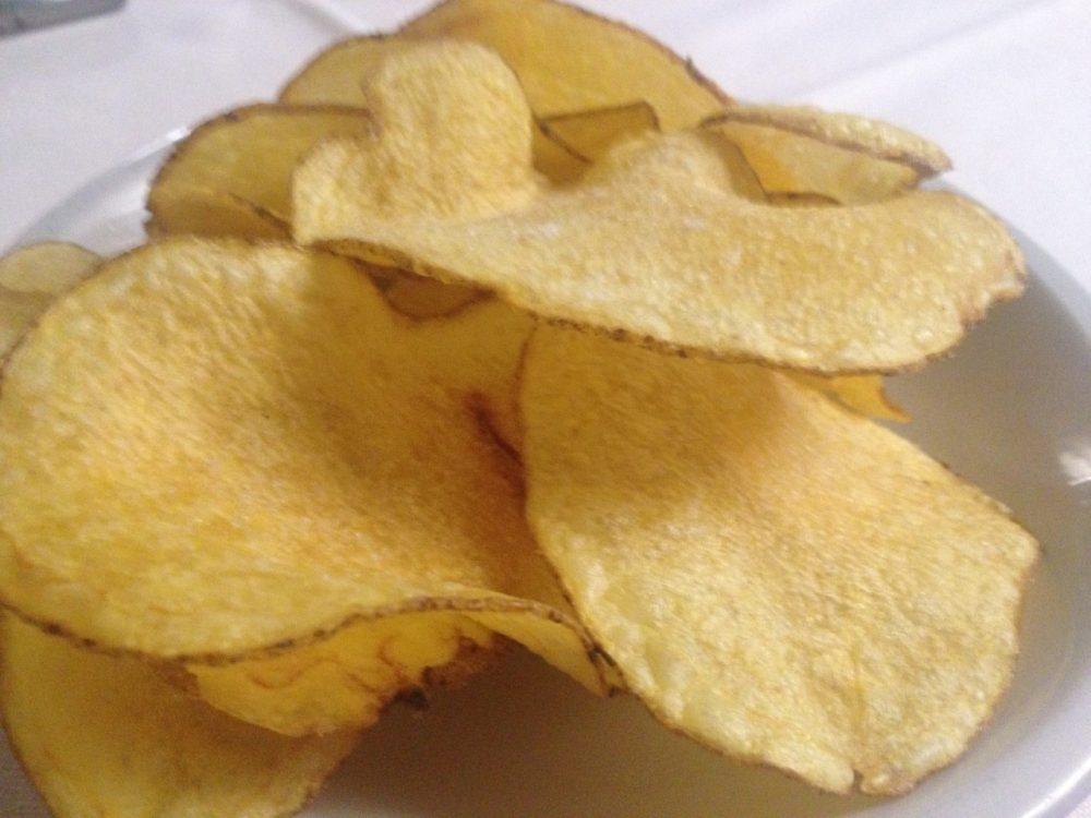 La Pergola - patatine