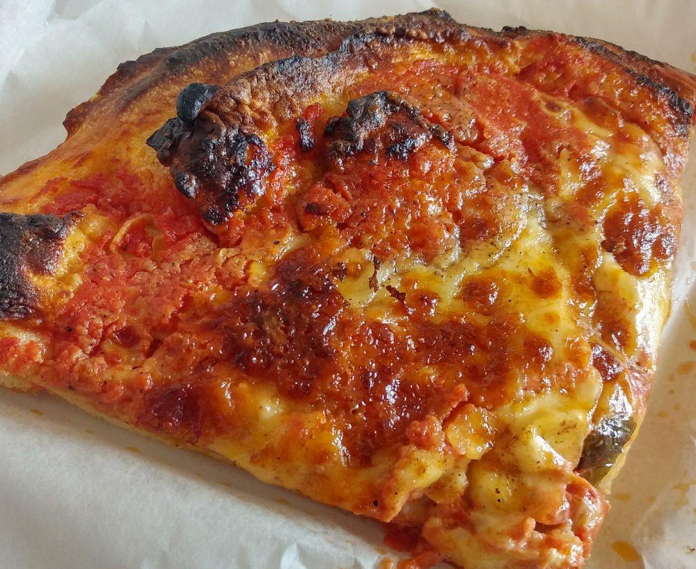 La Pizza con la Parmigiana, Panificio Michelangelo