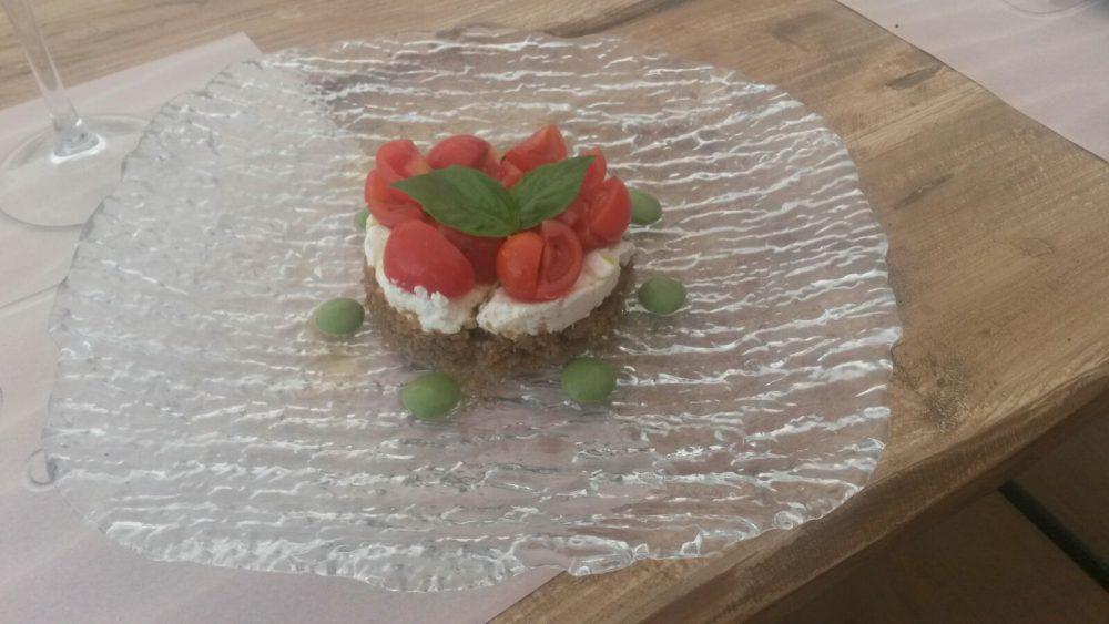 Liasti' - cheesecake salata