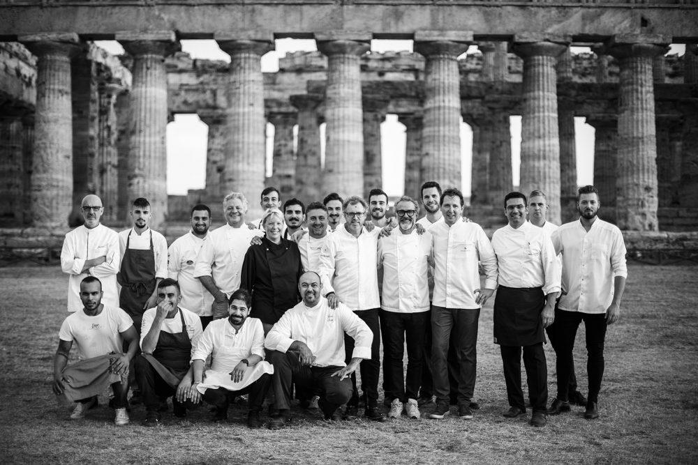 Massimo Bottura - Paestum