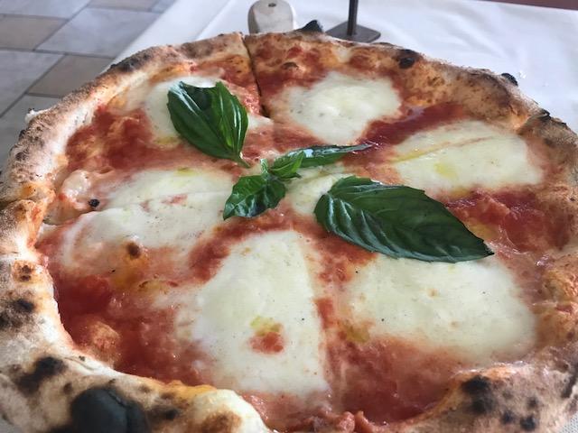 NonSoKe Pizza e Cucina - Pizza Margherita