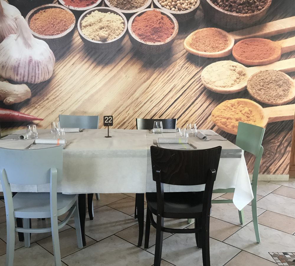 NonSoKe Pizza e Cucina- Sala