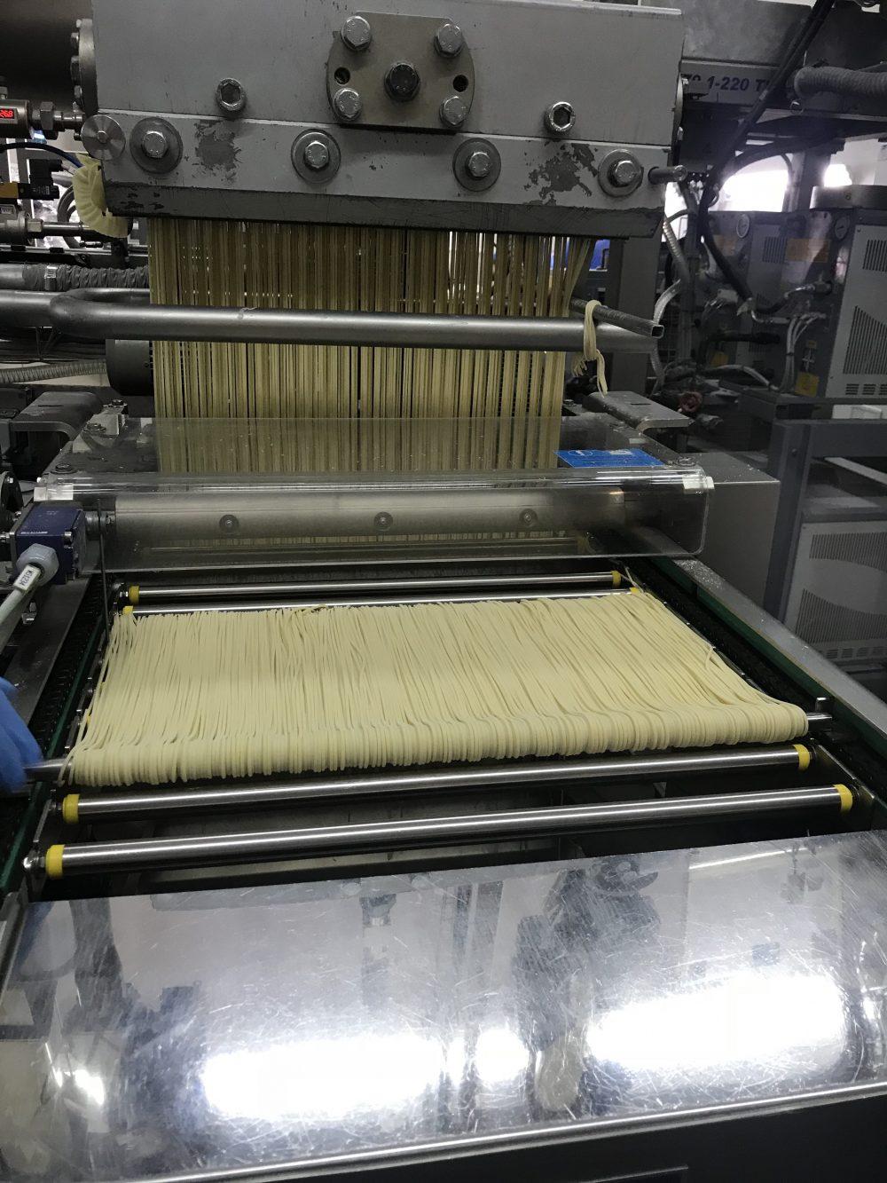 Pastificio Gentile - lavorazione della pasta