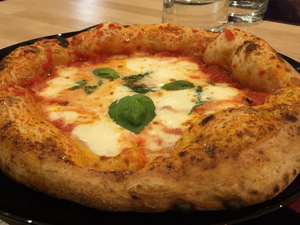 Pizzeria I Belcastro,la margherita