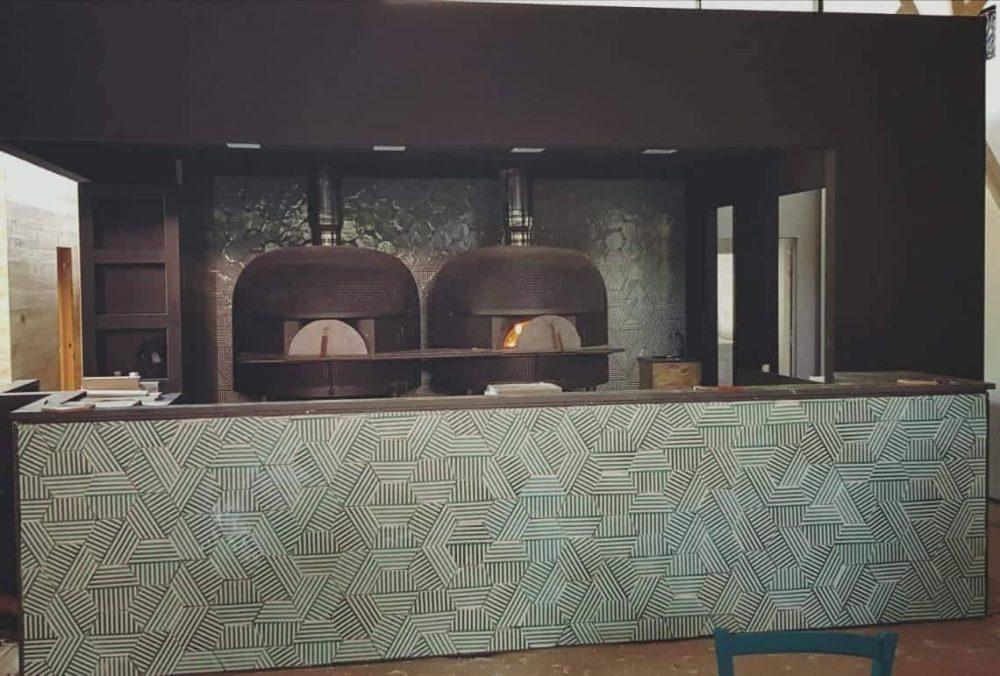 Pizzeria I Borboni, i forni