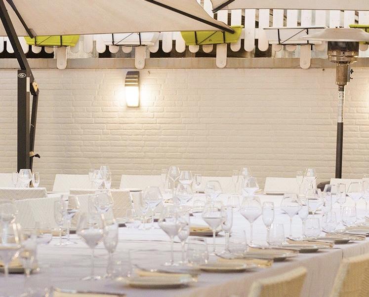Restaurant Taste- Ambiente esterno