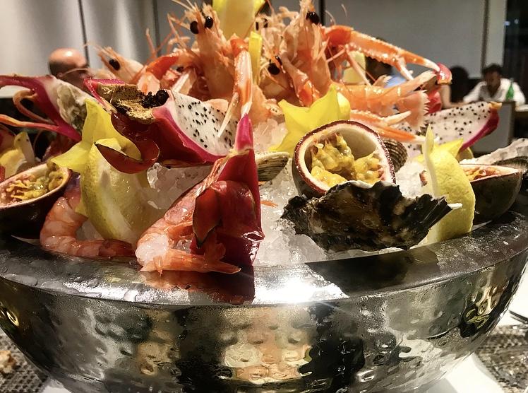 Restaurant Taste - Crudi
