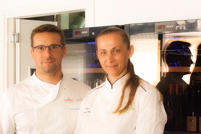 Restaurant Taste - Federico Dezi e Nadia MoskalenKo