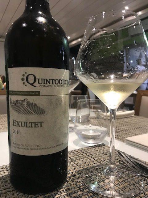 Restaurant Taste - Selezione vino