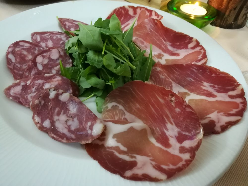 Sanneat - Wine & Food, I Salumi Sanniti