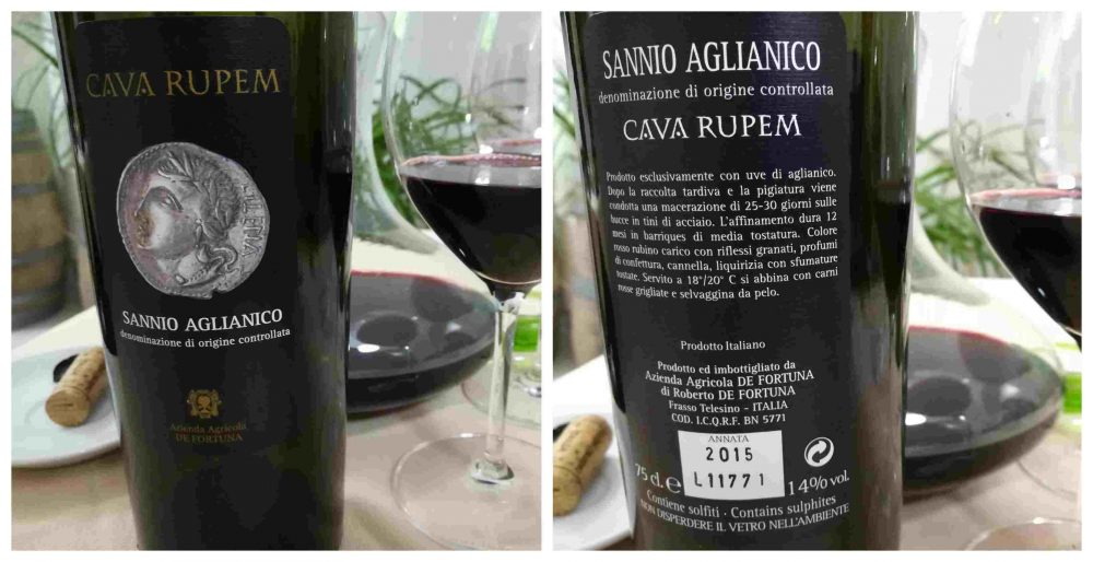 Sanneat - Wine & Food, L'Aglianico di Frasso Telesino