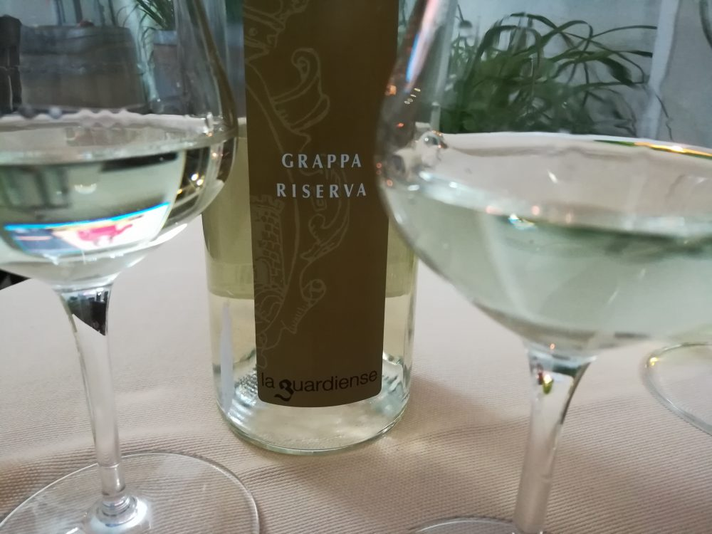 Sanneat - Wine & Food, La Grappa Riserva de La Guardiense