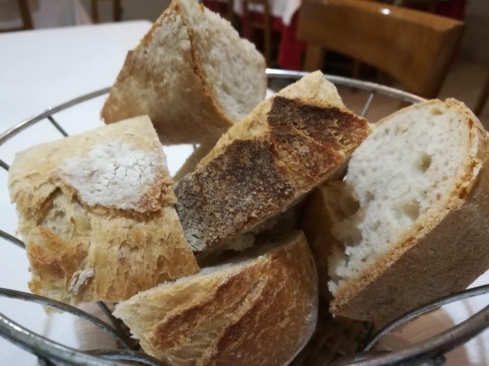 Trattoria Bizzarro - Il pane