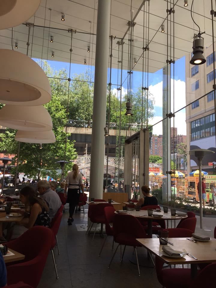 Untitled, il ristorante del Whitney Museum