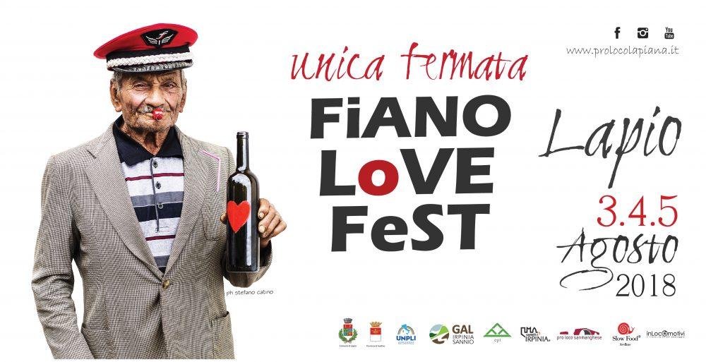 Fiano Love Fest 2018