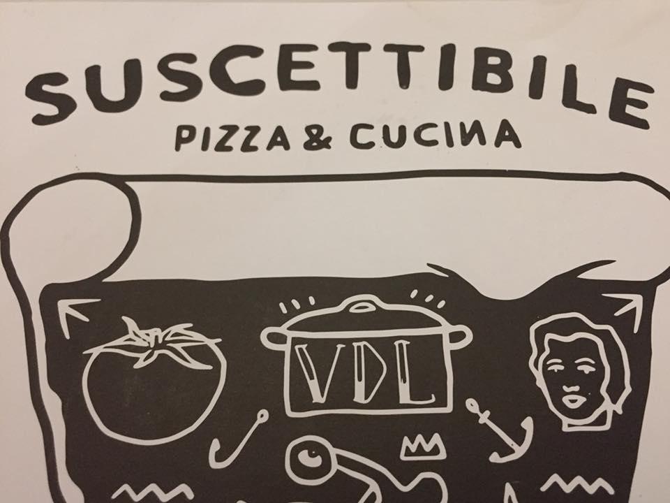 Suscettibile, Pizza e Cucina