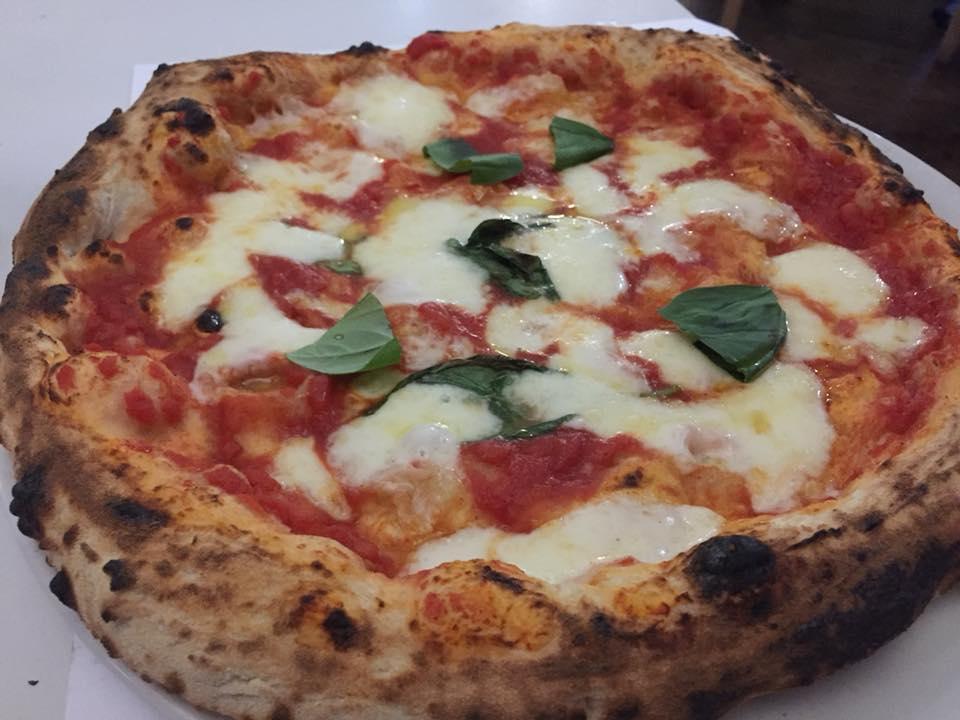 Suscettibile, Pizza e Cucina, la Margherita
