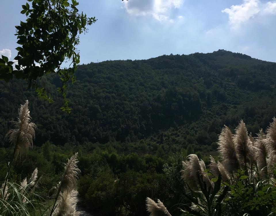 Corbella, il panorama