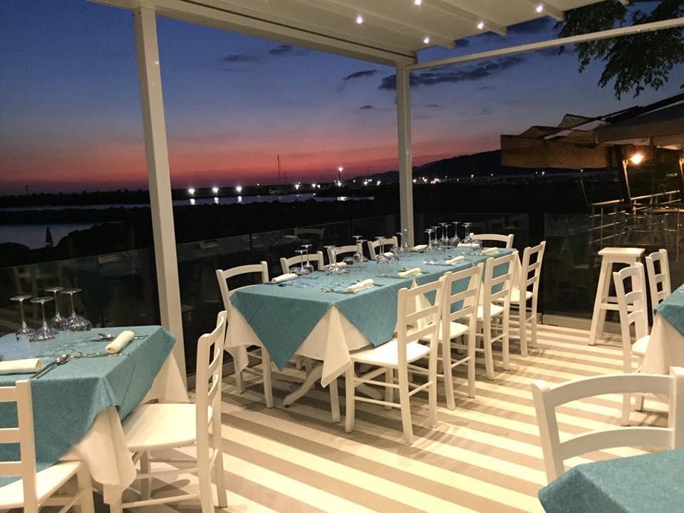 Annali', la terrazza sul mare di Pisciotta