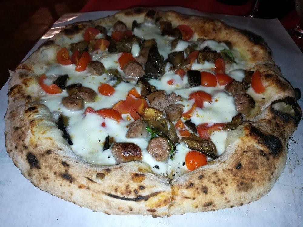 Pizzeria Napoletana Ca' Pummarola 'Ncoppa, vino