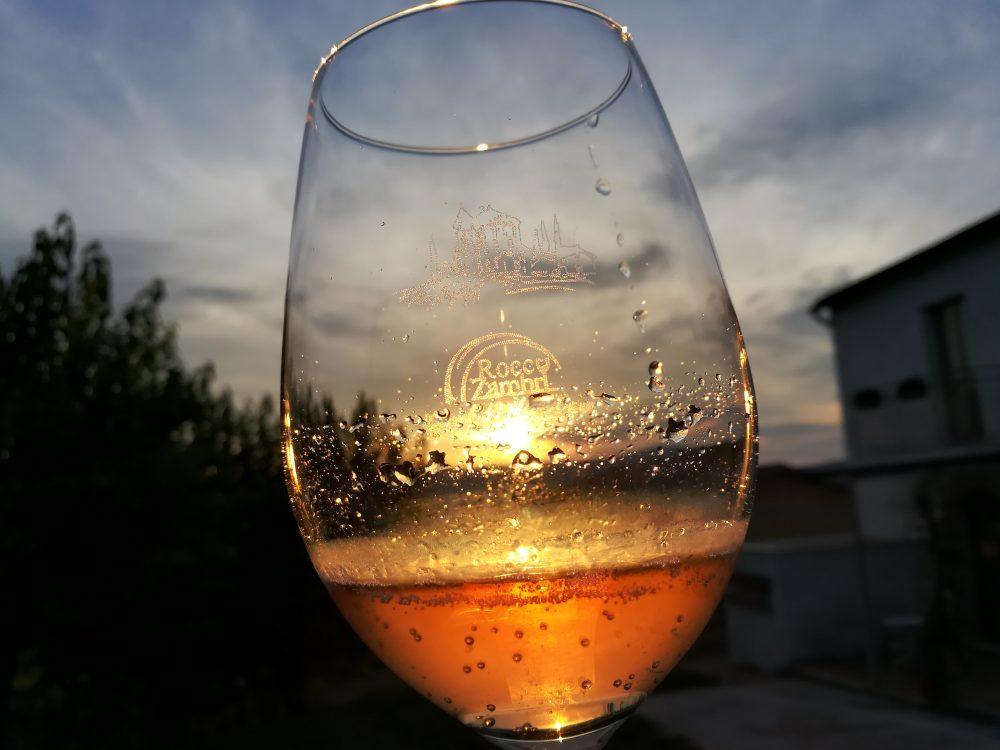 Bed & Wine Rocco Zambri - Lo Spumante Rose' Metodo Classico