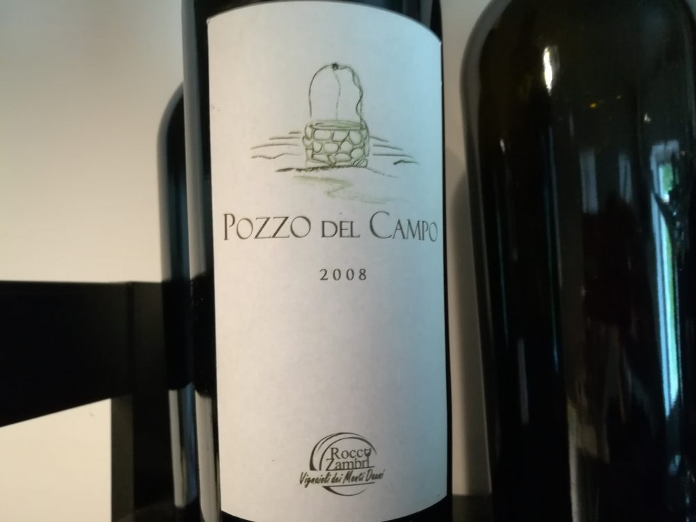 Bed & Wine Rocco Zambro - Nero di Troia Riserva