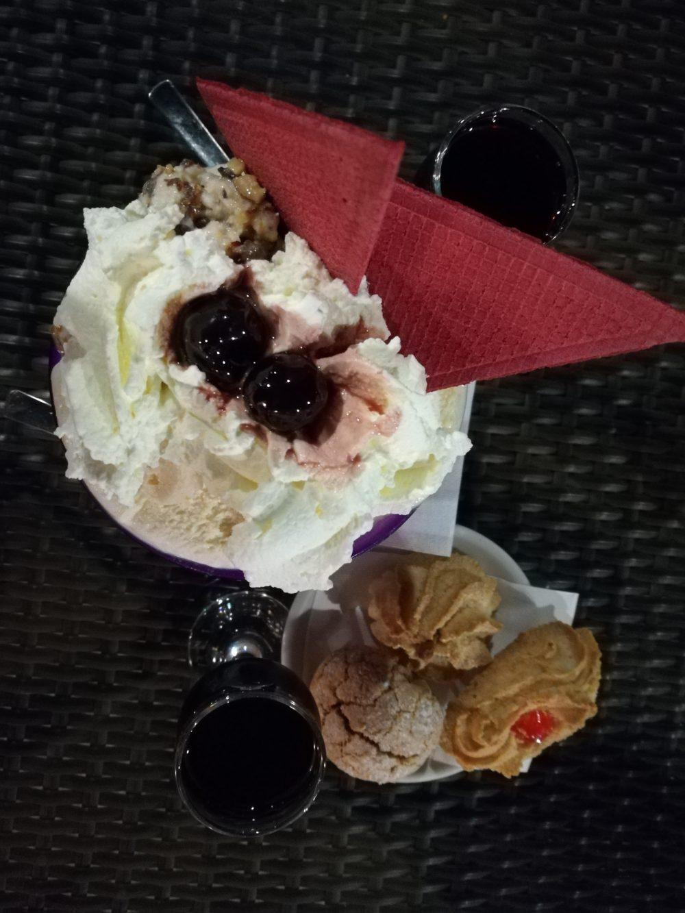Caffe' Pace- Il Padre Peppe, la Pasta di Mandorla e i Gelati artigianali