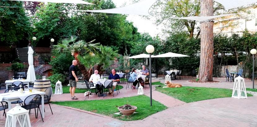 Cru - giardino