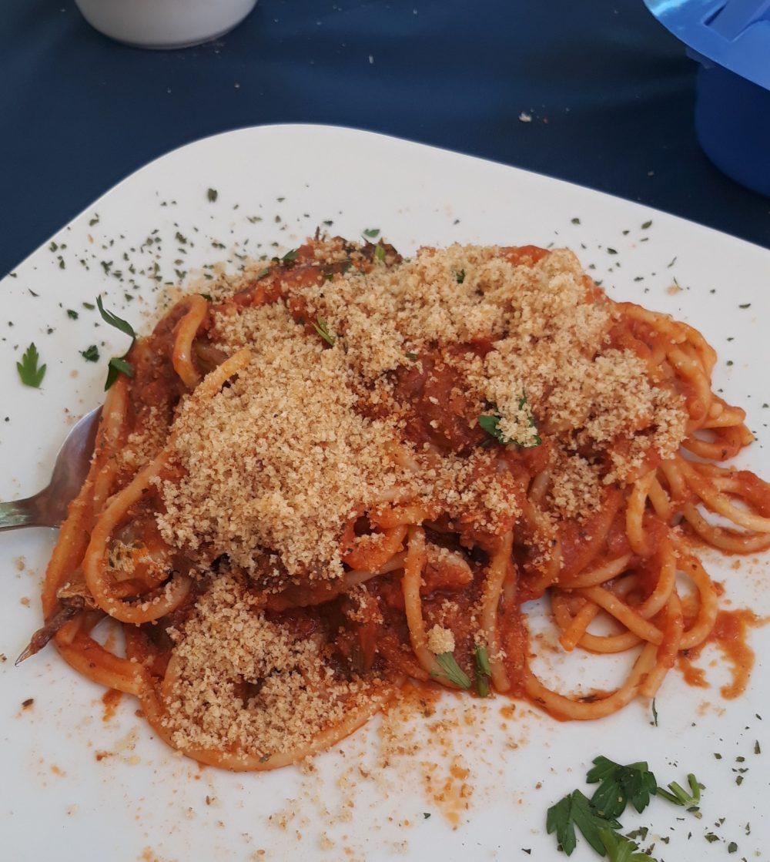 Cu Mangia Fa Muddrichi - Spaghetti con le sarde