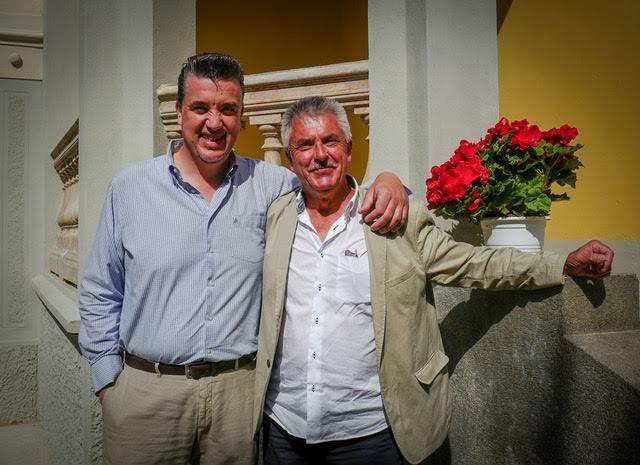Daniele Dinoia e Ermidio Di Betta