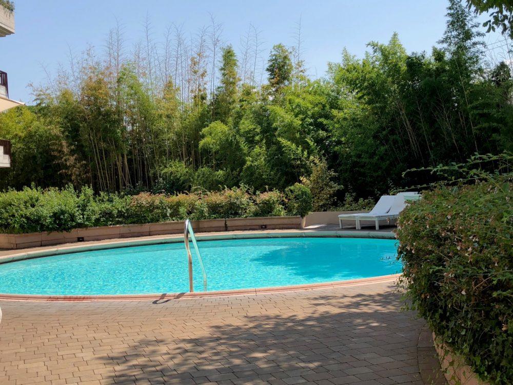 Hotel De La Ville, Riccione, la piscina