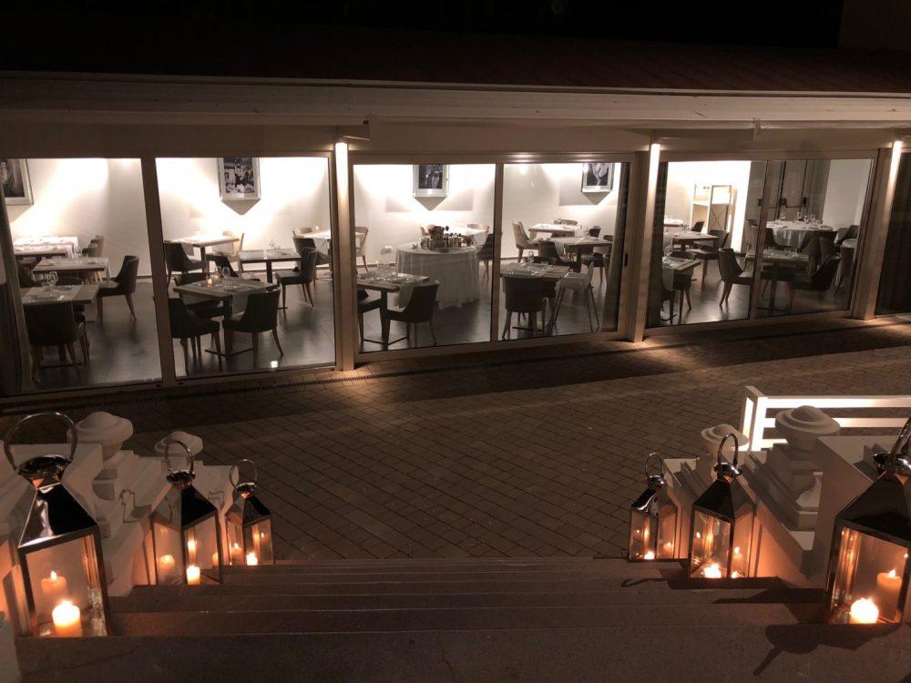 Hotel De La Ville, Riccione, la veranda, climatizzata
