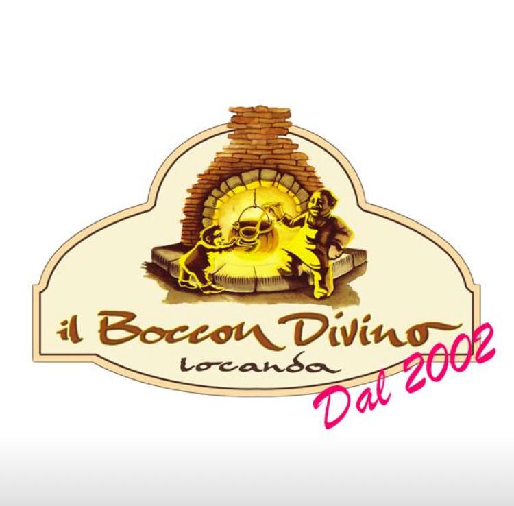 Il Boccon Divino - Logo