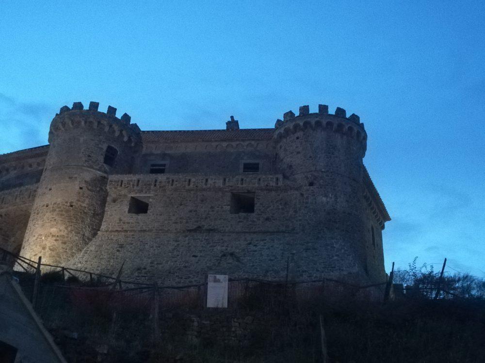 Il castello di Rocca Cilento