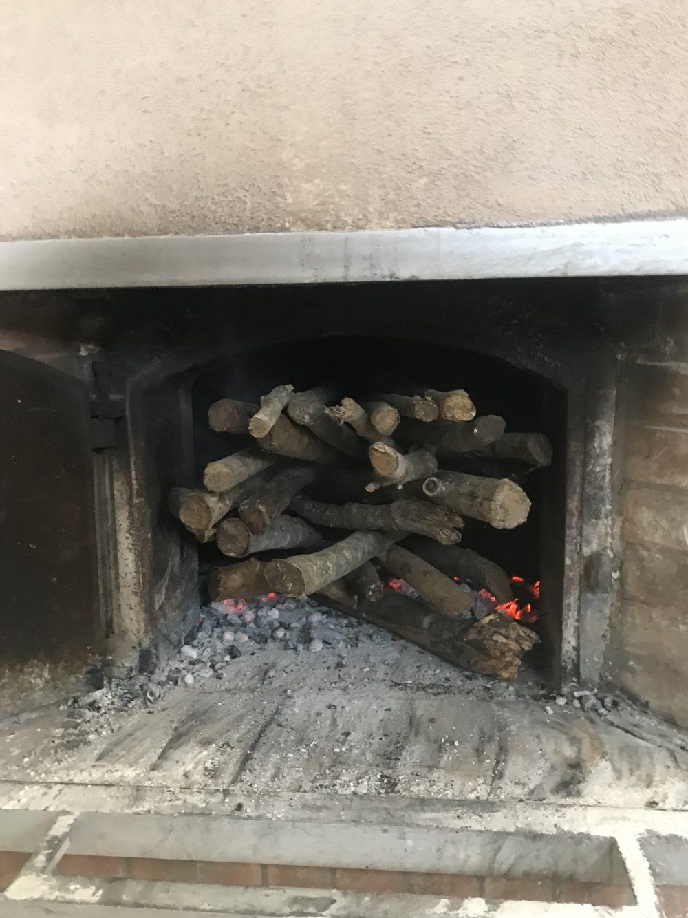 Il Forno delle Tradizioni - legna