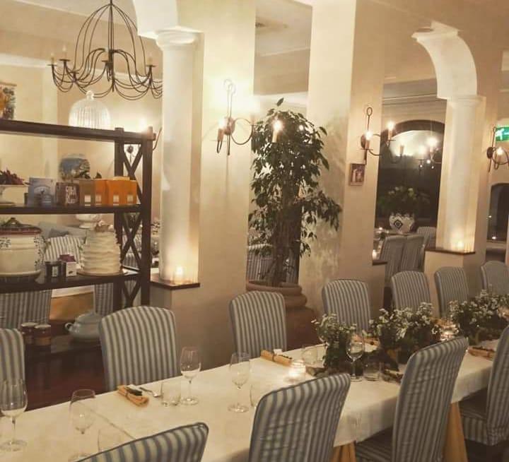 Interno Taverna del Leone