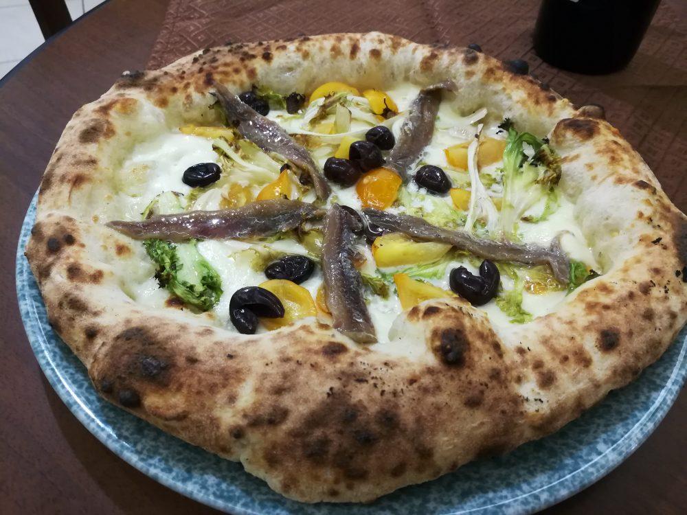 Di Stora - La Pizza con le Scarole