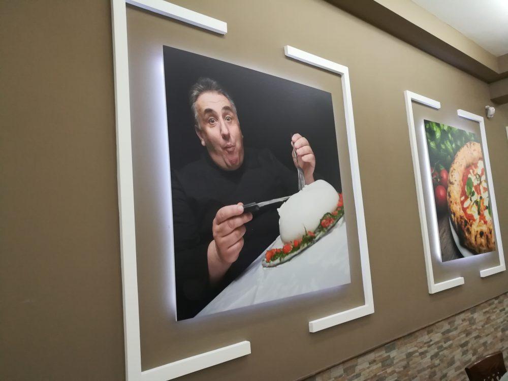 Lo Chef Giuseppe Fuccio