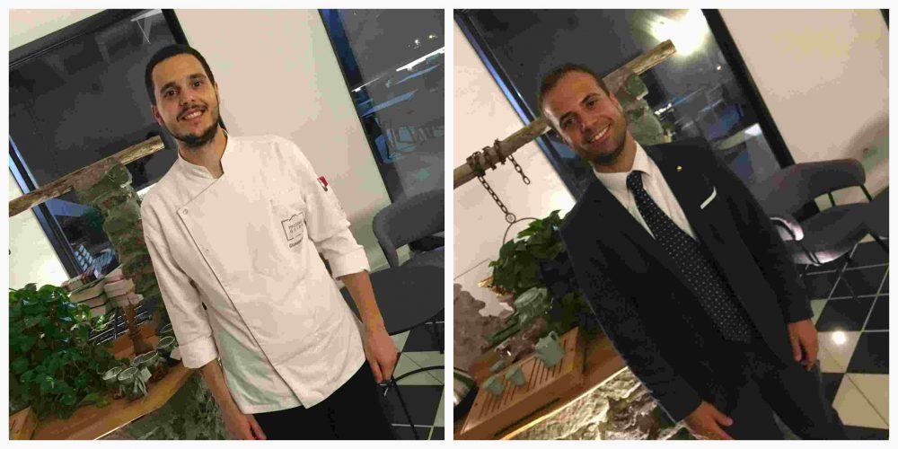 Masseria Guida - Lo Chef & Il Maitre Daniele